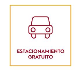 Estacionamiento gratuito